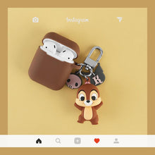 Load image into Gallery viewer, Disney Style Chip n Dale Silicone Protective Shockproof Case For Apple Airpods 1 & 2 - Casememe.com