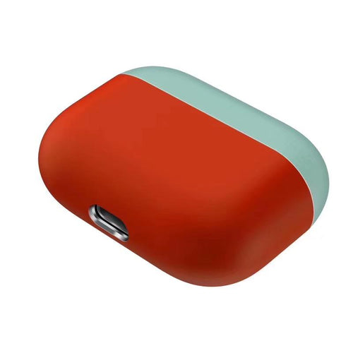 Hybrid Liquid Silicone Protective Case For Apple Airpods Pro - Casememe.com
