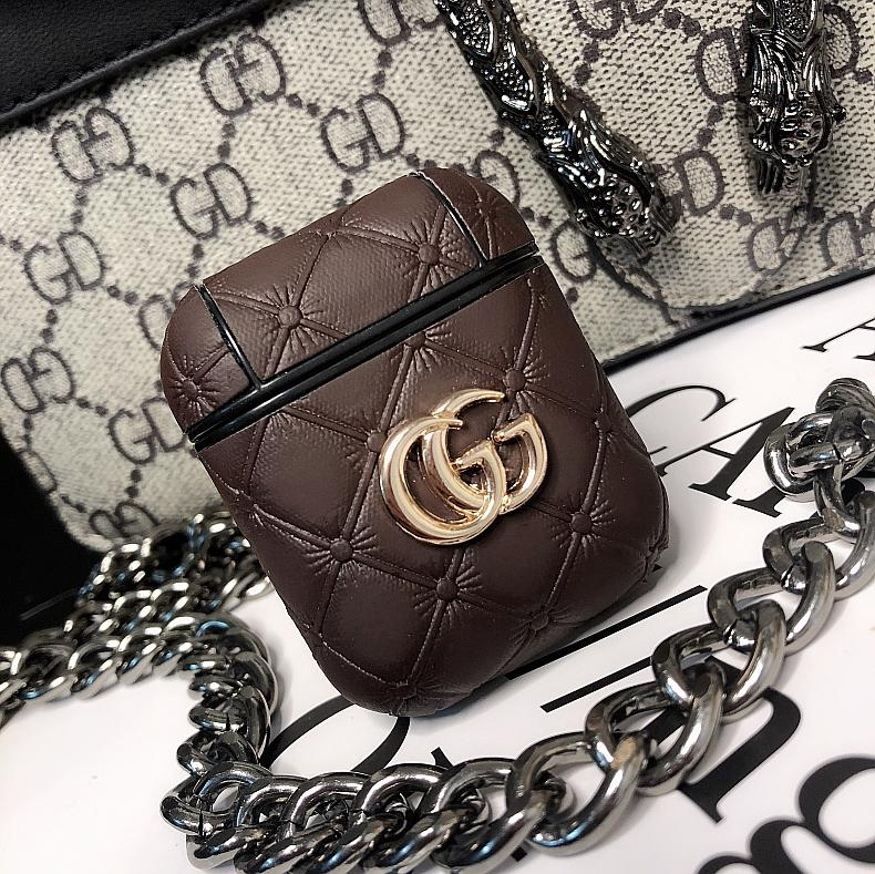 00b2b5fd008 ... Load image into Gallery viewer, Gucci Style GG Marmont Leather Luxury  Protective Shockproof Case For ...
