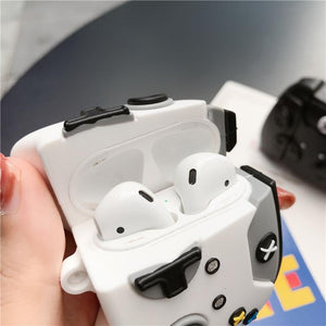 Gameboy Xbox Silicone Protective Case For Apple Airpods Pro - Casememe.com