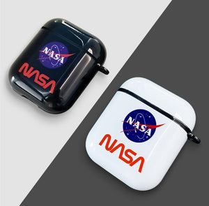 NASA Style Hard Protective Case For Apple Airpods 1 & 2 - Casememe.com