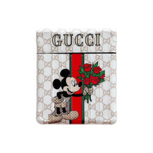 Load image into Gallery viewer, GUCCI x Mickey Minnie Mouse Style Protective Case For Apple Airpods 1 & 2 - Casememe.com