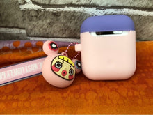 Load image into Gallery viewer, Cute Japanese Doll Macaroon Silicone Protective Shockproof Case For Apple Airpods 1 & 2 - Casememe.com