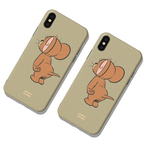Tom and Jerry Style Silicone Shockproof Protective Designer iPhone Case For iPhone SE 11 Pro Max X XS Max XR 7 8 Plus - Casememe.com
