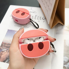 Load image into Gallery viewer, Piggy Nose Silicone Protective Case For Apple Airpods Pro - Casememe.com