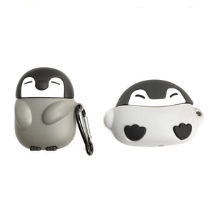 Penguin Silicone Protective Case For Apple Airpods Pro - Casememe.com