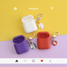 Load image into Gallery viewer, Dreamy Unicorn Silicone Protective Shockproof Case For Apple Airpods 1 & 2 - Casememe.com