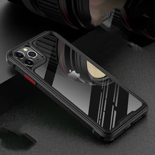Load image into Gallery viewer, Bumper Frame Tempered Glass Designer iPhone Case For iPhone SE 11 Pro Max X XS XS Max XR 7 8 Plus - Casememe.com