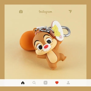 Disney Style Chip n Dale Silicone Protective Shockproof Case For Apple Airpods 1 & 2 - Casememe.com