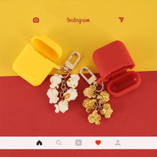 Load image into Gallery viewer, Popcorn Silicone Protective Shockproof Case For Apple Airpods 1 & 2 - Casememe.com