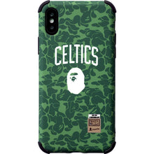 Load image into Gallery viewer, Bape Style Corner Protection Silicone Shockproof Protective Designer iPhone Case For iPhone SE 11 Pro Max X XS Max XR 7 8 Plus - Casememe.com