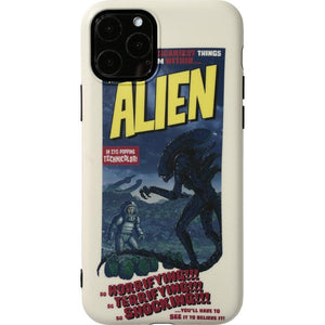 ALIEN Soft Silicone Shockproof Protective Designer iPhone Case For iPhone SE 11 Pro Max X XS Max XR 7 8 Plus - Casememe.com