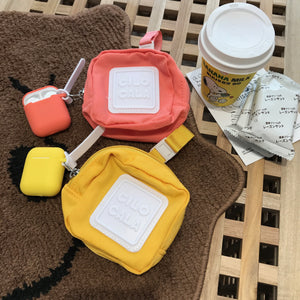 Candy Coin Purse Silicone Protective Shockproof Case For Apple Airpods 1 & 2 - Casememe.com
