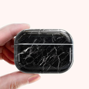 Classic Marble Hard Protective Case For Apple Airpods Pro - Casememe.com