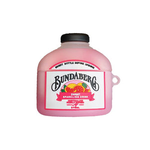 BUNDABERG Pop Silicone Protective Case For Apple Airpods 1 & 2 & Pro - Casememe.com