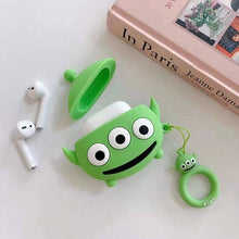 Load image into Gallery viewer, Monster University Style Silicone Designer Protective Case For Apple Airpods Pro - Casememe.com