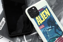 Load image into Gallery viewer, ALIEN Soft Silicone Shockproof Protective Designer iPhone Case For iPhone SE 11 Pro Max X XS Max XR 7 8 Plus - Casememe.com