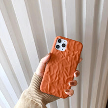 Load image into Gallery viewer, Wrinkled Silicone Shockproof Protective Designer iPhone Case For iPhone 11 Pro Max X XS Max XR 7 8 Plus - Casememe.com