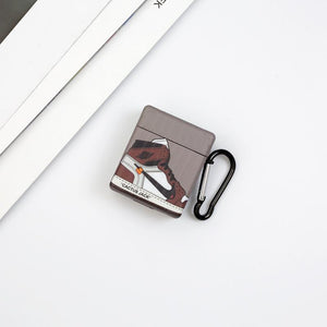 Travis Scott Style Sneaker Protective Case For Apple Airpods 1 & 2 & Pro - Casememe.com