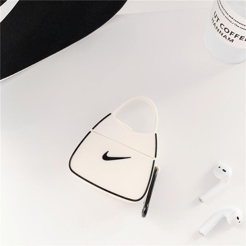 Nike Style Handbag Silicone Protective Case For Apple Airpods 1 & 2 & Pro - Casememe.com