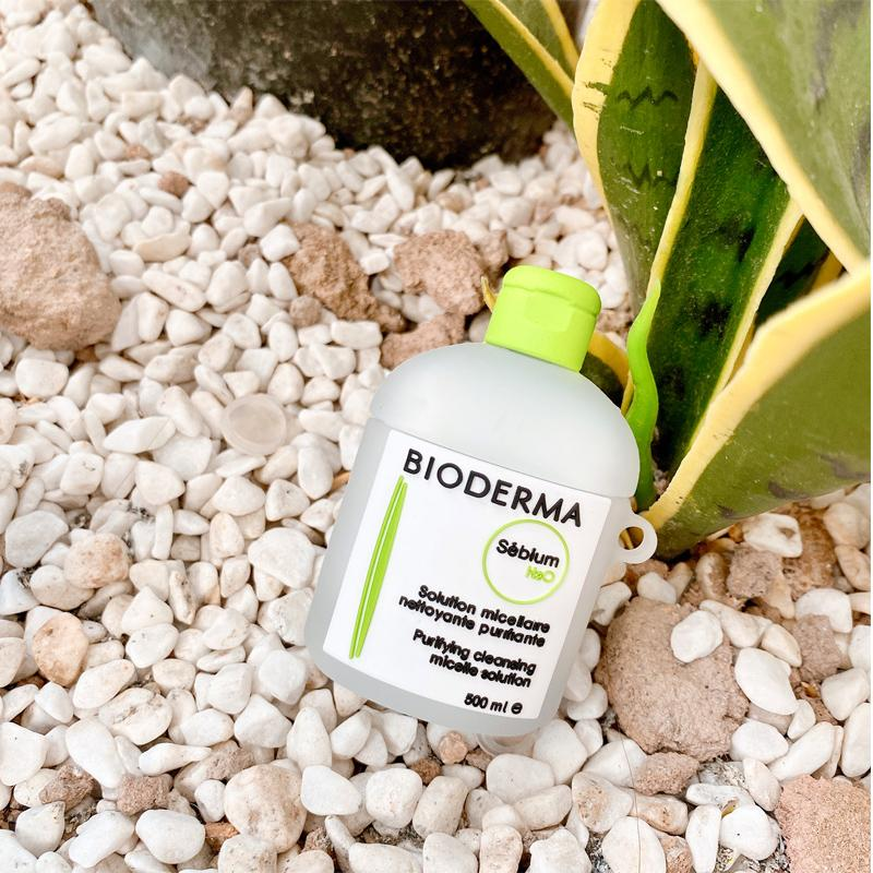 Bioderma Bottle Silicone Protective Case For Apple Airpods 1 & 2 & Pro - Casememe.com