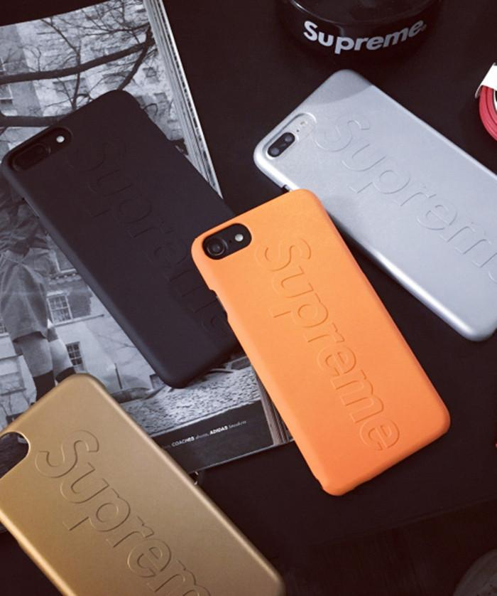Supreme Style Modern Silicone Shockproof Protective Designer iPhone Case For iPhone SE 11 Pro Max X XS Max XR 7 8 Plus - Casememe.com