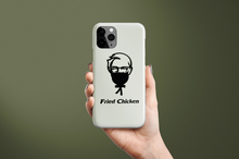 Load image into Gallery viewer, Fried Chicken Mask Designer iPhone Case For iPhone SE 11 Pro Max X XS Max XR 7 8 Plus - Casememe.com
