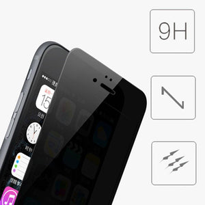 BEST Privacy 9H Tempered Glass Quality Anti Spy Ultra Thin Screen Protector Film For iPhone X XS MAX XR 7 8 Plus - Casememe.com