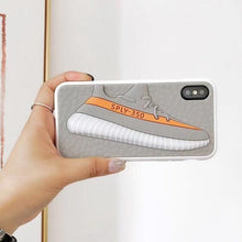 Load image into Gallery viewer, Yeezy Retro Sneaker Dope Hyperbeast Grippy Shockproof Case For iPhone X / XS / XS Max / XR - Casememe.com