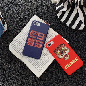 Luxury Givenchy Style Soft Silicone Ultra Thin Designer iPhone Case For iPhone SE 11 PRO MAX X XS XS Max XR - Casememe.com