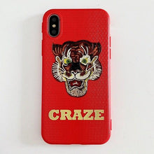 Load image into Gallery viewer, Luxury Givenchy Style Soft Silicone Ultra Thin Designer iPhone Case For iPhone SE 11 PRO MAX X XS XS Max XR - Casememe.com