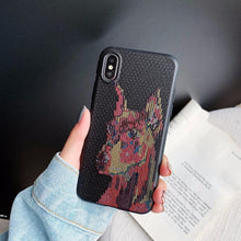 Load image into Gallery viewer, Luxury Givenchy Style Soft Silicone Ultra Thin Designer iPhone Case For iPhone X XS XS Max XR - Casememe.com