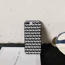 Load image into Gallery viewer, FEAR OF GOD Style Fashion Luxury Street Silicone TPU Designer iPhone Case For iPhone X XS XS Max XR 7 8 Plus - Casememe.com