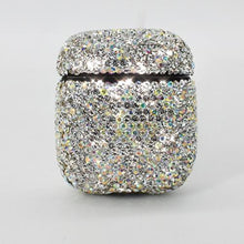 Load image into Gallery viewer, Glitter Luxury Diamond AirPods 100% Handmade Protective Shockproof Case Cove For Apple Airpods 1 & 2 - Casememe.com