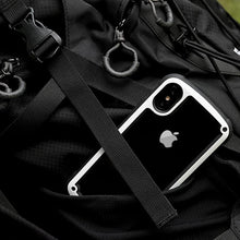 Load image into Gallery viewer, Military Standard Transparent Clear Ultimate Shockproof Airbag Corners Bumper Frame Case For iPhone X XS Max XR 8 7 Plus - Casememe.com