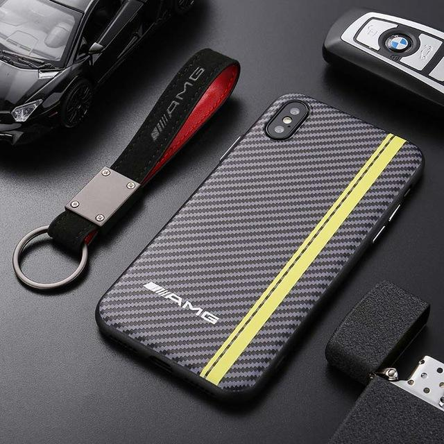 Carbon Fiber Iphone Case >> Sports Car Amg Rs Bmw M Series Carbon Fiber Case For Iphone X Xs Xs Max Xr
