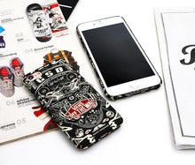 Load image into Gallery viewer, Vans Style Luminous Street Fashion Silicone Designer iPhone Case For iPhone X XS XS Max XR 7 8 Plus - Casememe.com