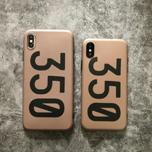 Load image into Gallery viewer, Luxury Yeezy Style 350 Sneakers Kanye West BOOST 350 V2 Shoe Box Designer iPhone Case For iPhone X XS XR XS Max - Casememe.com