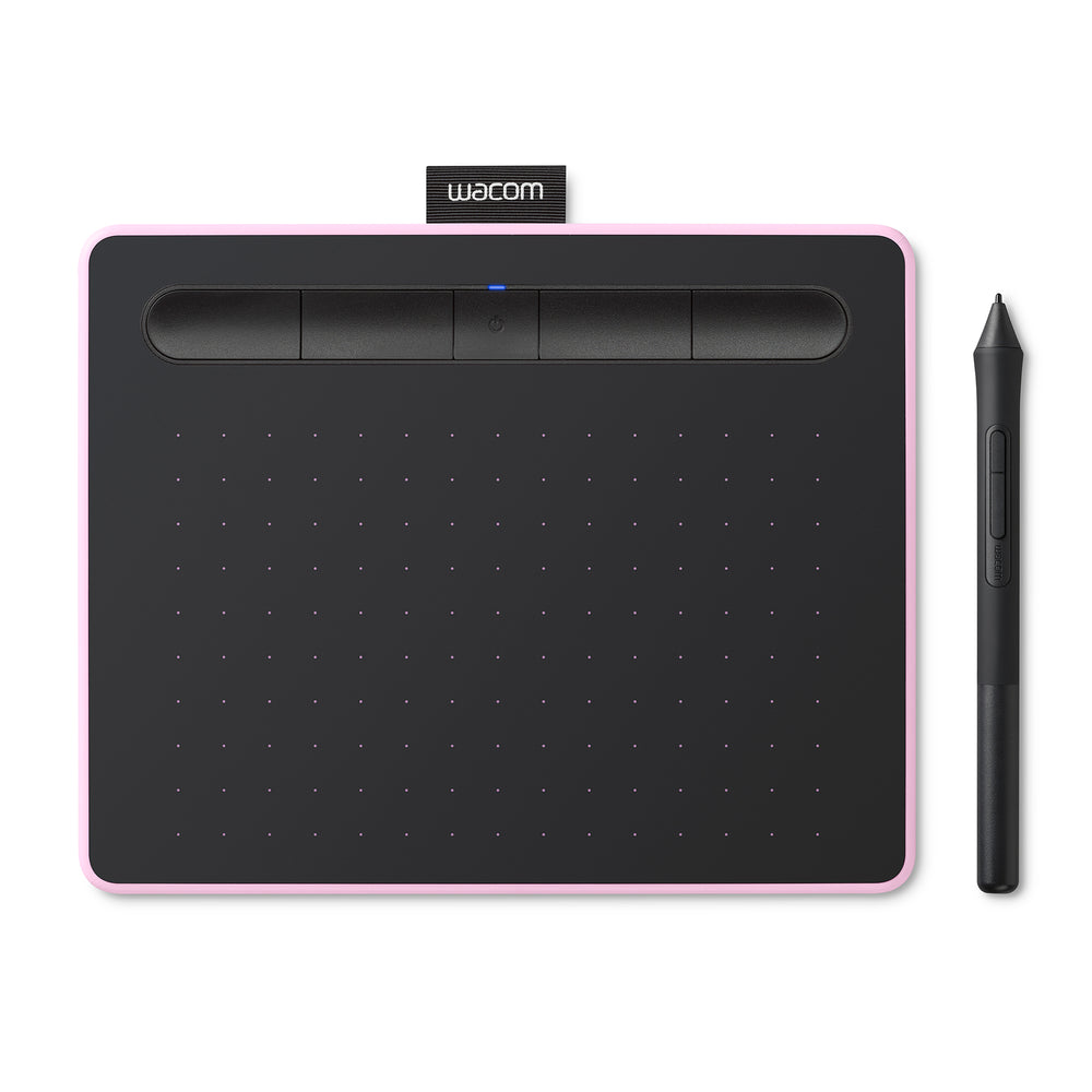 Intuos Medium, Berry (with Bluetooth)