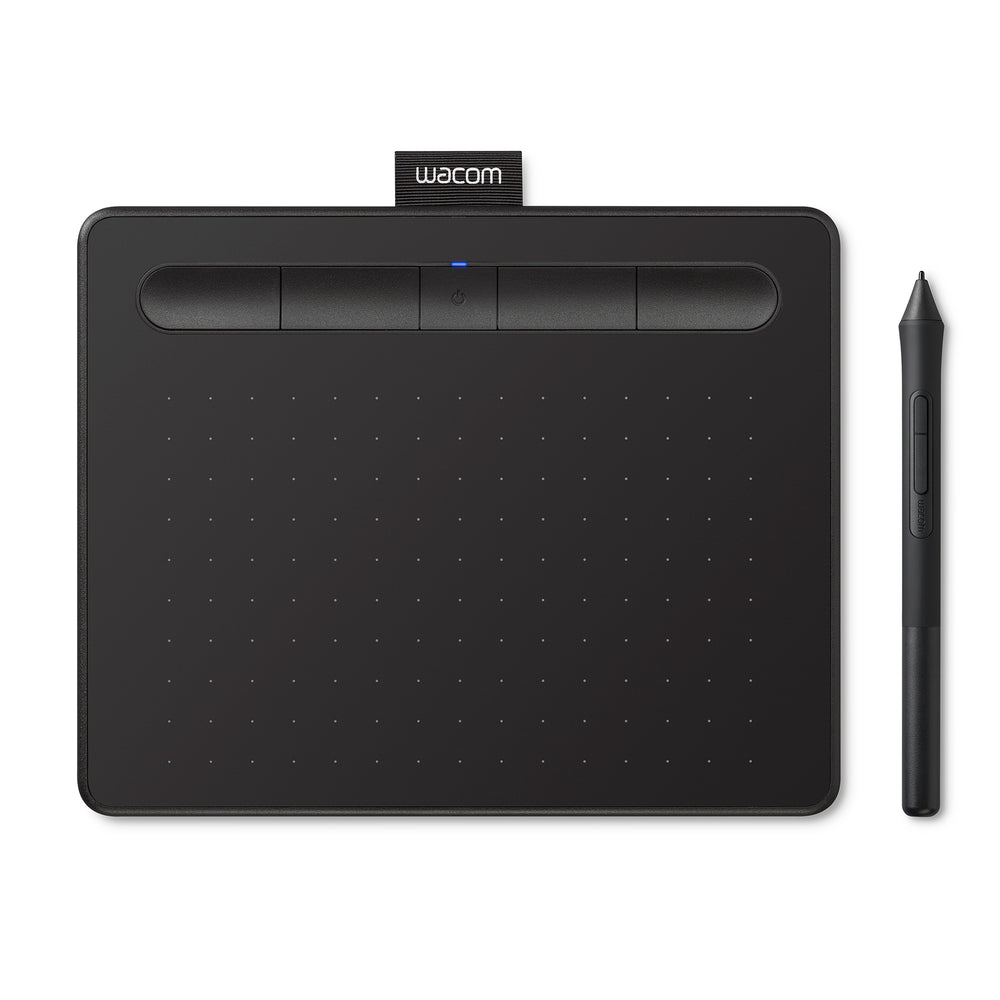 Intuos Medium, Black (with Bluetooth)