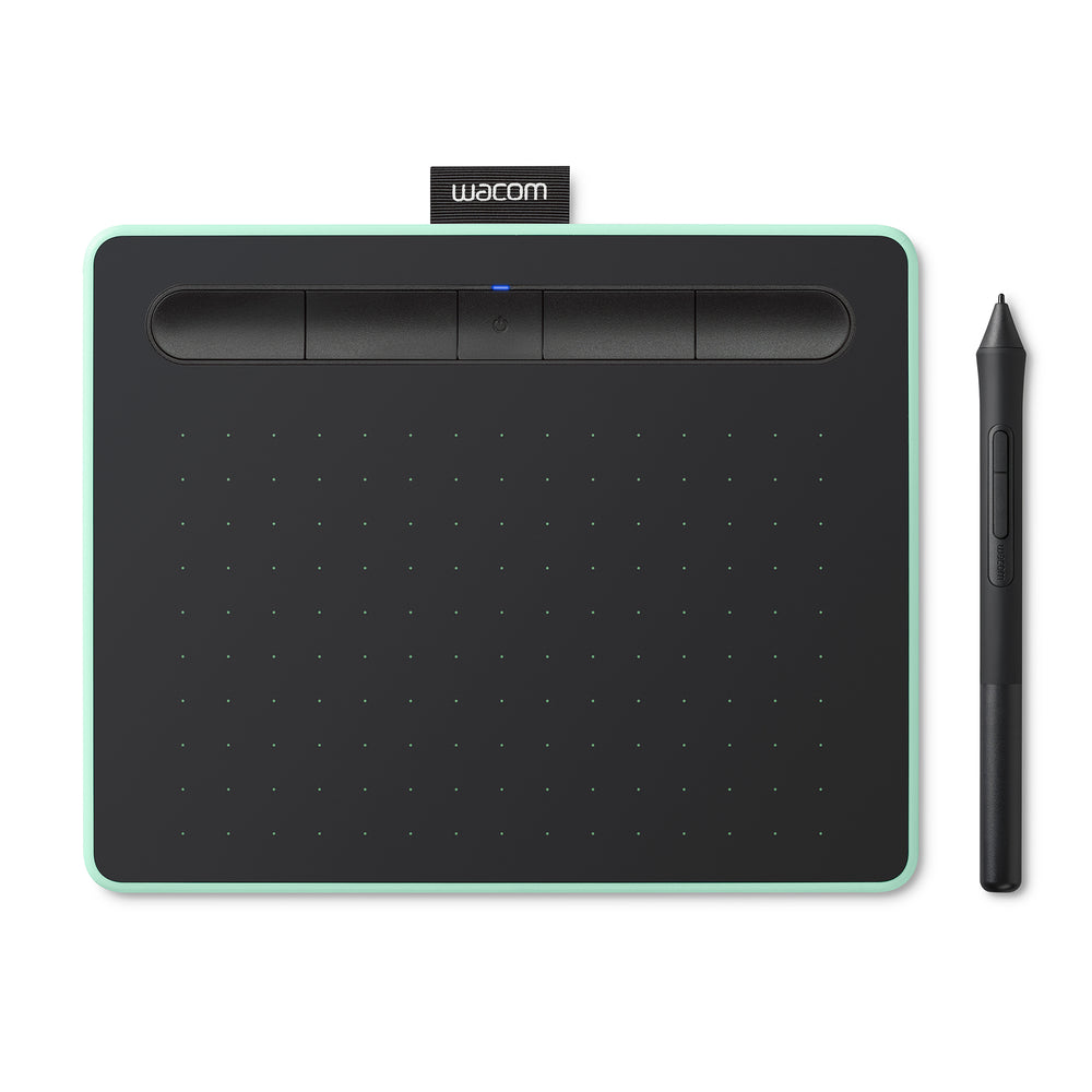 Intuos Medium, Pistachio (with Bluetooth)
