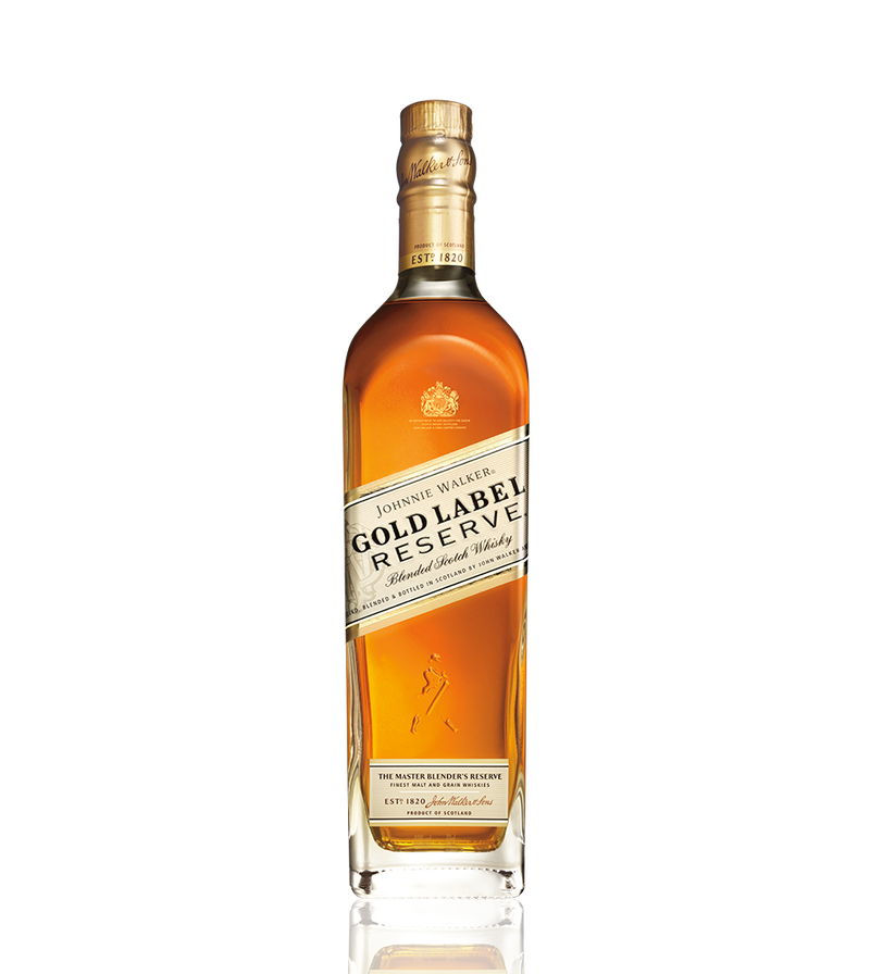 Whisky Johnnie Walker Gold Label Reserve
