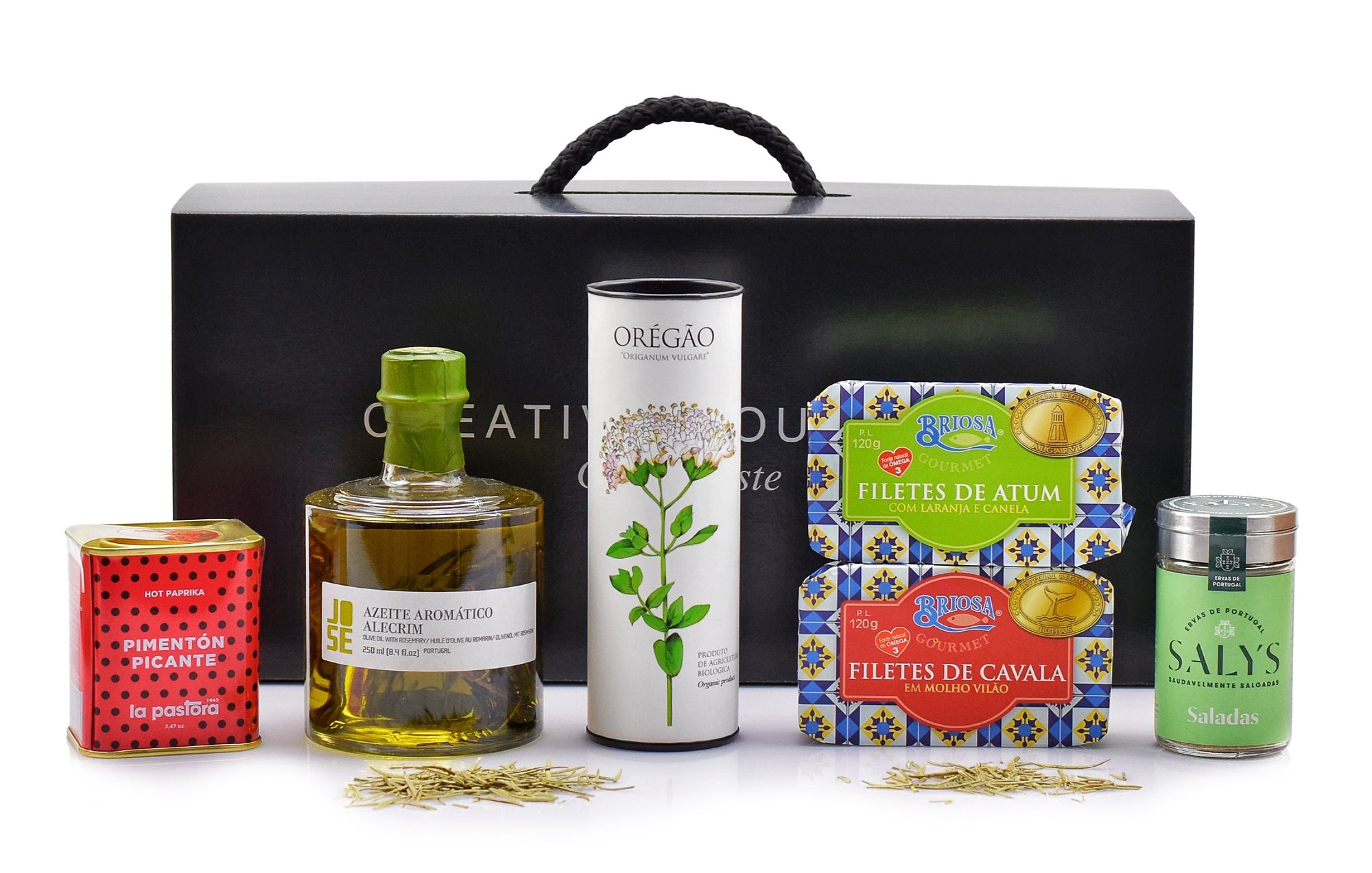 Gourmet in a Box Aromatic