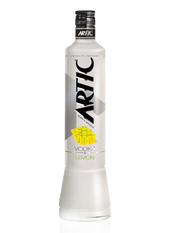 Artic Vodka Lemon