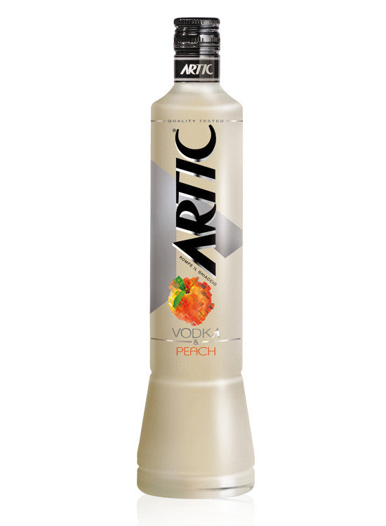Artic Vodka Techno Peach