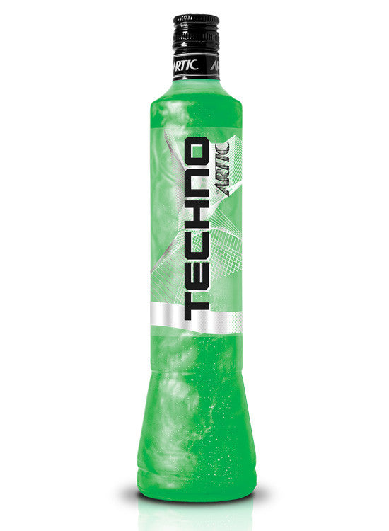 Artic Vodka Techno Green