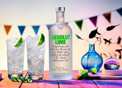 Vodka Absolut Lime