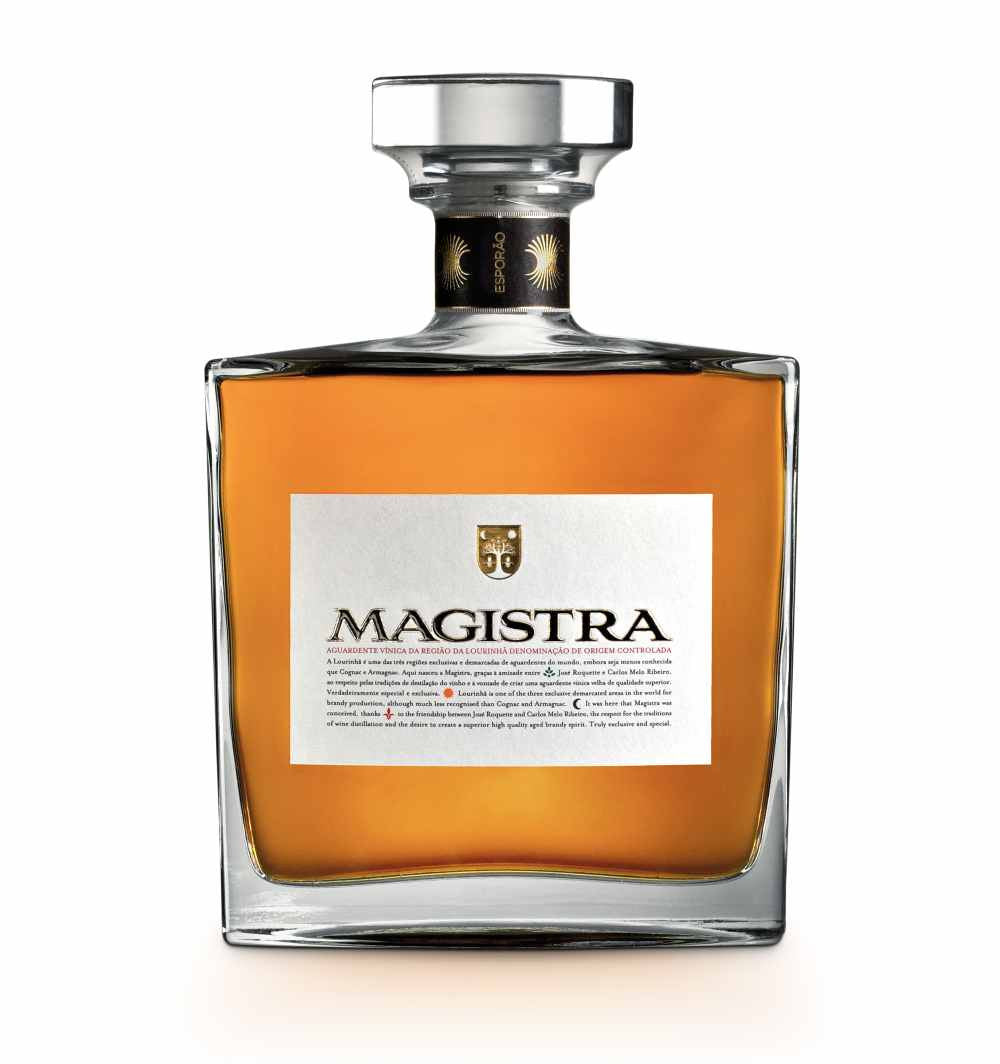 Aguardente Brandy Magistra