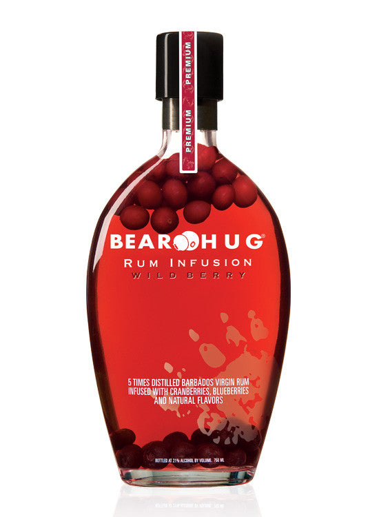 Rum Bear Hug Wildberry - Frutos Silvestres