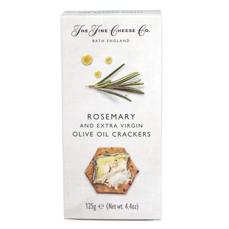 Crackers com Alecrim - The Fine Cheese Co.